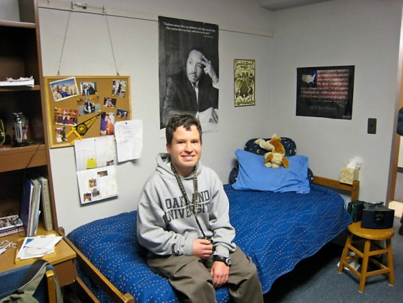 Marvelous Micah In His Dorm Room Part 4